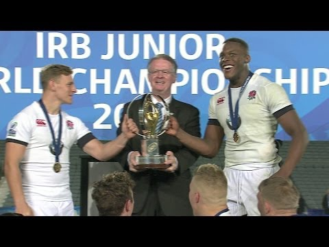 HIGHLIGHTS England 2120 South Africa in JWC 2014 FINAL!