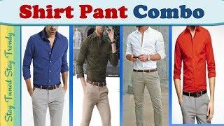 Men's Office Wear Lookbook |Latest Indian Men