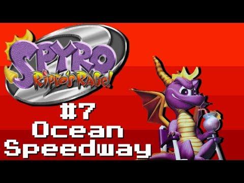 Road to Spyro Reignited Trilogy: Spyro 2 Ripto's Rage: Ocean Speedway