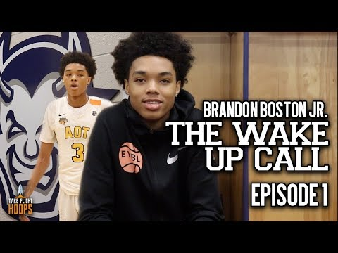 "Brandon Boston Jr: Episode 1 ""The Wake Up Call"" 