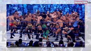 41-Man Battle Royal for a Championship Match of Winner's Choosing SmackDown -  2017 - 9