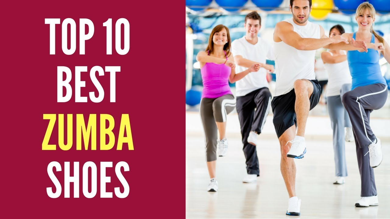 Top 10 Best Zumba Shoes 2020 Reviews