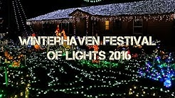 Winterhaven festival of lights 2016 | Tucson, Arizona