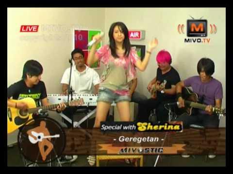 Sherina - Gregetan (Akustik).flv