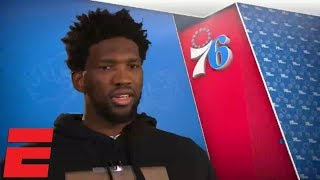 Joel Embiid: 'I thought about quitting' and going back to Cameroon | NBA Sound