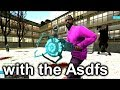 Garrys Mod - School RP with the Asdfs