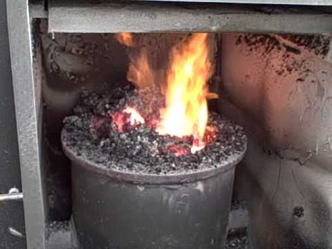 Corn Burner - Part 2 - YouTube