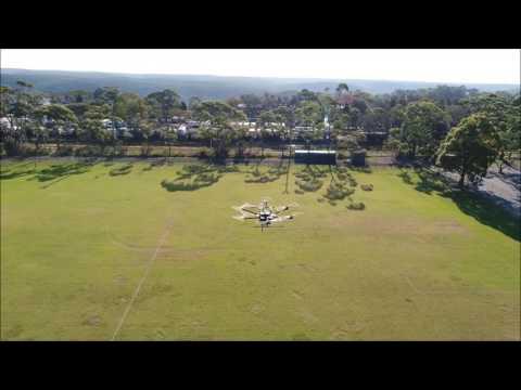 UNSW Sydney - UAV LiDAR 3D Mapping