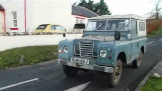 LAND ROVER SERIES IIA ALL WORKS MOT'D £3499 www catlowdycarriages com