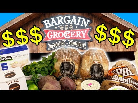 What I Found at THIS Grocery Store - Vegan on a Budget
