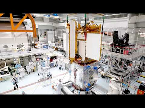 SWOT: payload and platform successfully mated