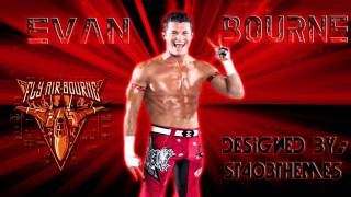 "Evan Bourne Theme Song 2011 ""Born To Win"""