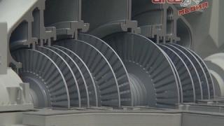 видео Устройство и принцип работы паровых турбин