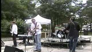 Jon Justice Band, 6.22.08, Paulene, Fraze Pavilion, Kettering, OH.