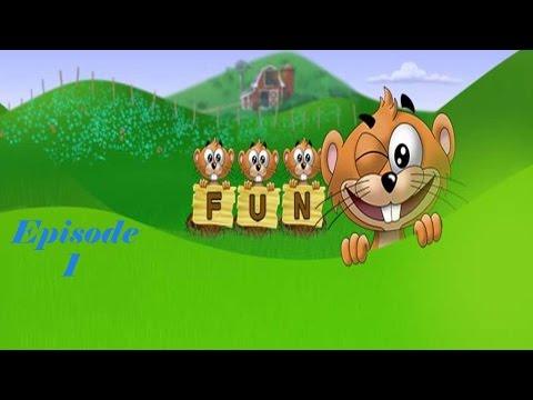 Pogo Games ~ Word Whomp - Episode 1