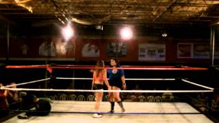 Kiki Rose VS Paula Fate (May 3rd, 2014)