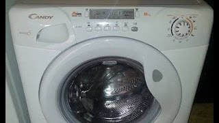 Ремонт пральної машинки candy помилка Е-3 не зливає воду зависає або candi скарбничка для дрібниці!