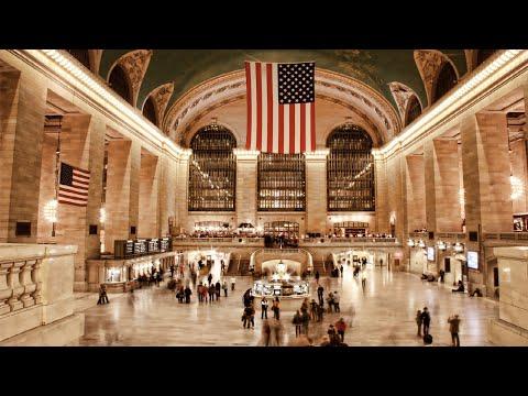 Amazing Grand Central Terminal. New York City | VLOG #78