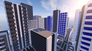 Mes Premières Villes Minecraft !