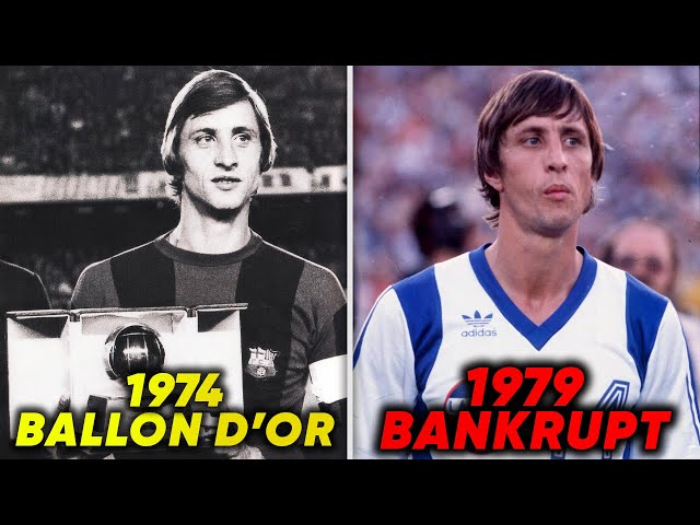 10 Footballers Who Lost It All!