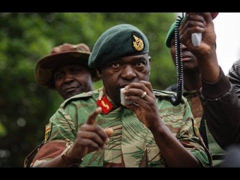 Robert Mugabe & the Zimbabwe Coup d'état
