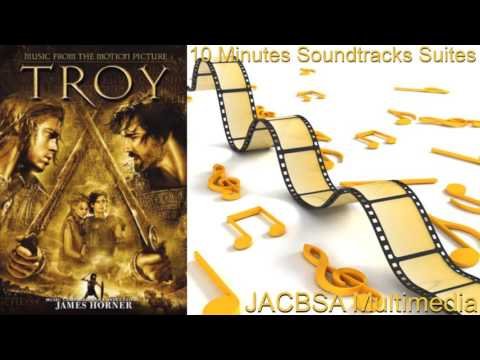 """""""Troy"""" Soundtrack Suite"""