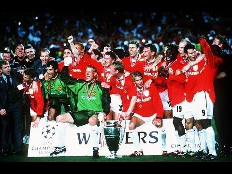 Manchester united và 3 phút thần thánh trước Bayern Munich 1999