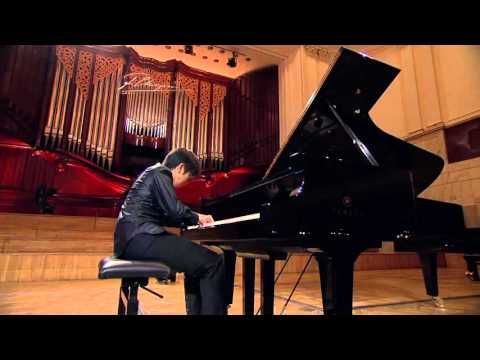 Yike (Tony) Yang – Polonaise in A flat major Op. 53 (second stage)