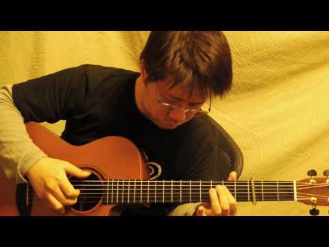 ルパン三世のテーマ'80 (acoustic guitar solo)
