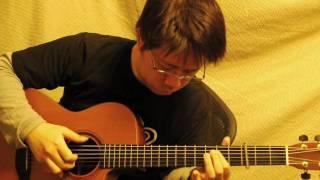 ルパン三世のテーマ'80 (acoustic guitar solo) thumbnail
