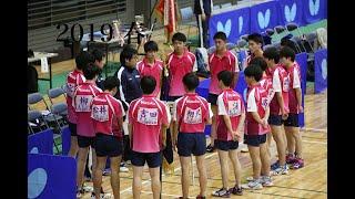 令和元年度春季関東学生卓球リーグ戦 國學院大學男子卓球部モチベーションビデオ