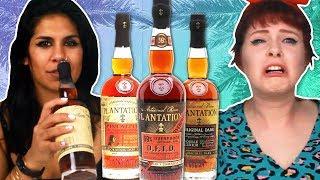 Irish People Try Caribbean Rum