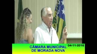 Renato Mourão Pronunciamento 04 11 16