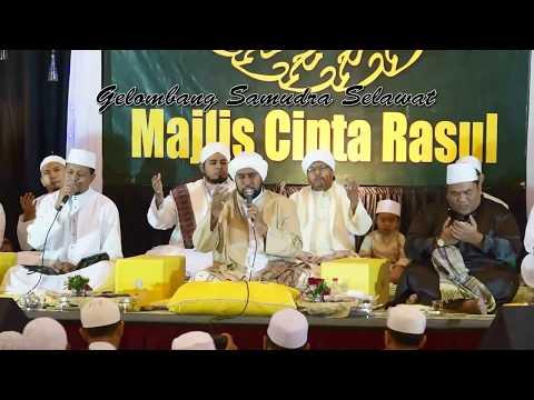 Ahlan Wasahlan Ahbabul Musthofa ft Habib Syech Gelombang Samudera Selawat Singapore