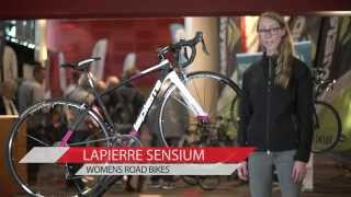 Lapierre Sensium Ladies Road Bike | 99 Bikes