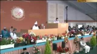Jalsa Salana UK 2011 - Last Day - Nazam by Abdul Monim Nasir Saheb - Islam Ahmadiyya - AhmadiGhulam
