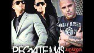 Dyland & Lenny Ft Juan Magan - Pegate Mas (Official Remix) @ My World 2