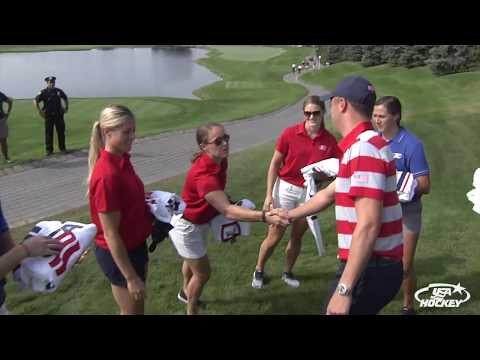 #USWNT at the 2017 Presidents Cup