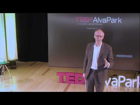 The Creative Economy: An Economy of Failure: John Howkins at TEDxAlvaPark 2012