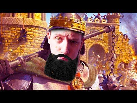 Das Spiel ist so alt wie meine Mutter - Stronghold Crusader 2