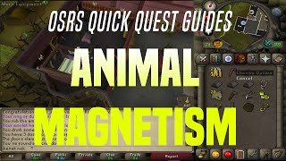 Quick Quest Guides - Animal Magnetism 10:31