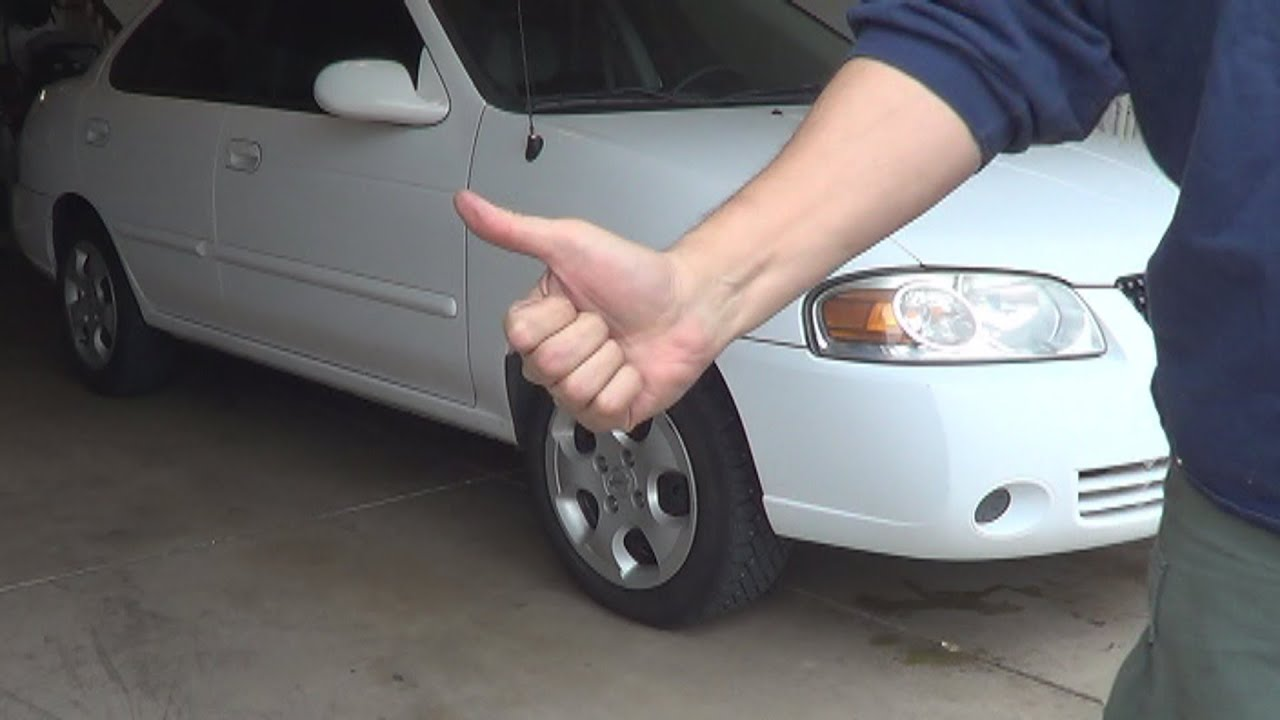 How To Change Oil In A 2005 05 Nissan Sentra Manual Standard Transmission Youtube
