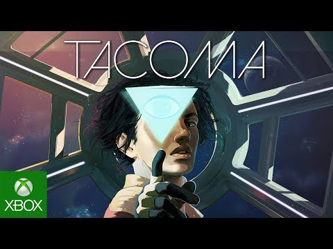 Tacoma on Xbox One - 4K Trailer