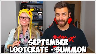 ShadyPenguinn Loot Crate Opening September - SUMMON w/ Shady Lady!