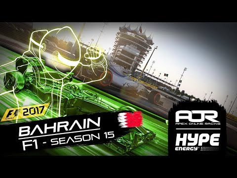 AOR HYPE Energy F1 Season 15 - Bahrain Highlights
