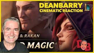 Xayah and Rakan Wild Magic (New Champion Teaser)  League of Legends REACTION