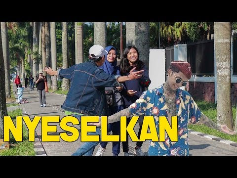 Young Lex Ft. MASGIB - Nyeselkan   Cover Singing In Public