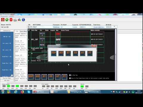 WD Standard Firmware Repair Program Vs Wd Auto Repair Program