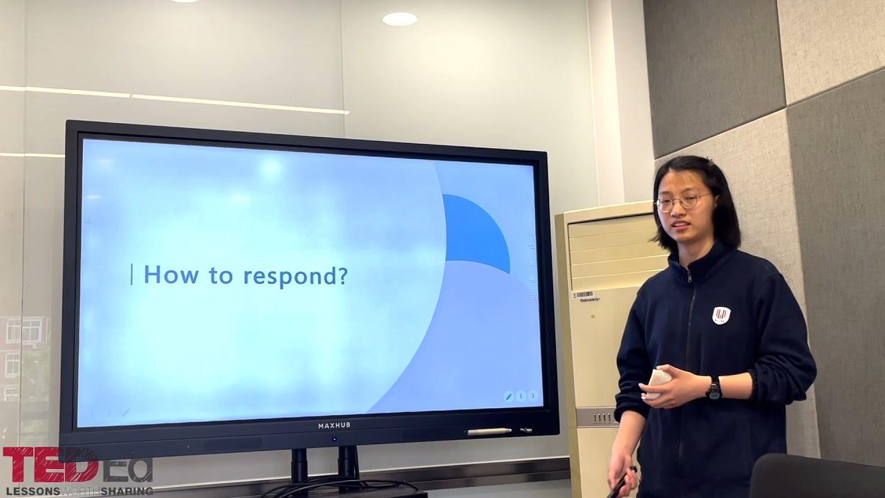 Peer pressure -- an inevitable pressure | MiaoLing Gu | Ulink College Of Shanghai