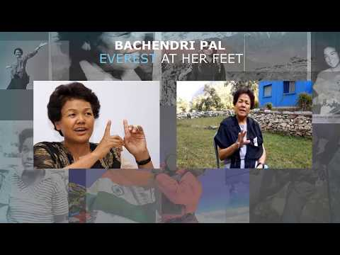 Breaking the Mould: Bachendri Pal